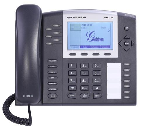 Grandstream GXP2120 ip phone