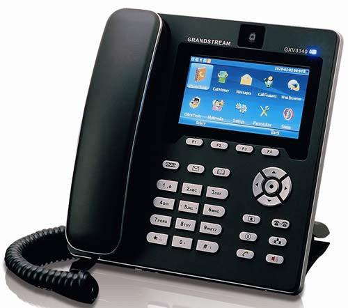 Grandstream GXV3140 Video IP Phone