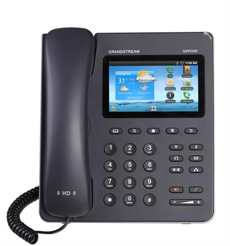 Grandstream GXP2200 IP Phone