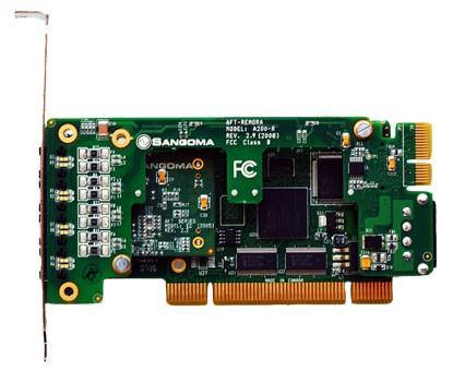 Sangoma A200 Analog Card - سنگوما