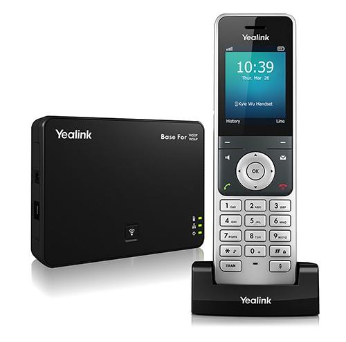 Yealink W56P Dect Phone handset and base